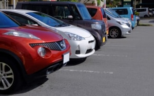 駐車場のトラブル